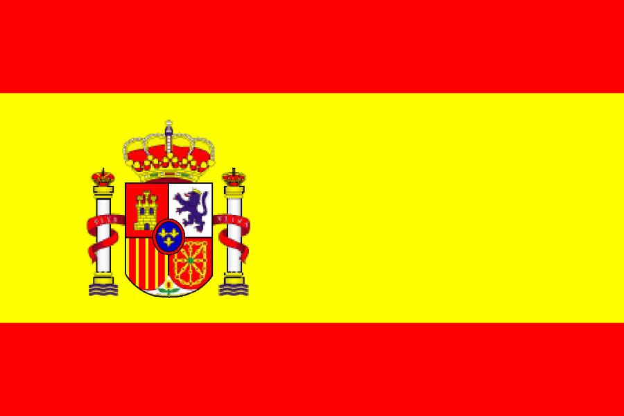 GP D'ESPAGNE - Formula 1 Aramco Gran Premio De España 2021 Drapeau-Espagne