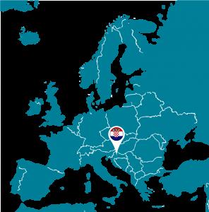 croatie europe