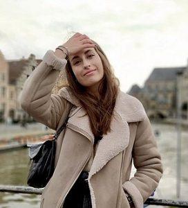 Gema, 21 ans, en 4e année de pharmacie, en échange Erasmus