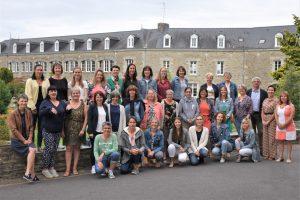 Quatre nouvelles enseignantes rejoignent l'équipe pédagogique pour cette nouvelle année à l'école Saint-Louis de Ploërmel (Morbihan).