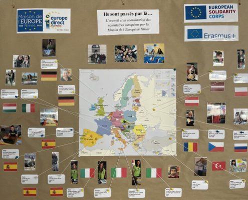 La Maison de l'Europe (Photo Anthony Maurin).