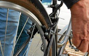 Une bourse aux vélos se tiendra sur l'esplanade François-Mitterrand, à Quimper, samedi 18 septembre, de 9 h à 17 h 30. (Le Télégramme/Enora Heurtebize)